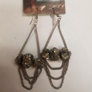urban outfitters earrings fools gold